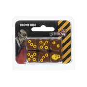 Zombicide: Brown Dice - Alter: 14