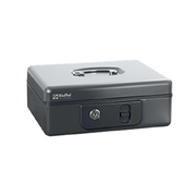 Rieffel DELUXE 3 DUNKELGRAU cash drawer Manual & automatic cash drawer
