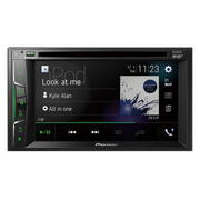 Pioneer Moniceiver 2-DIN - 6,2 Clear Type Touchscreen(Ohne Car Play)