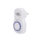 Steffen 1204400 electrical timer White Daily timer