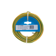 Steffen 02 728 25 electrical wire 25 m Green, Yellow