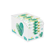 Pampers Coco Pure Feuchttücher - Gigapack / 18 x 42 Stk.