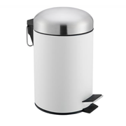 Diaqua Romance 3 L Round Stainless steel Stainless steel, White