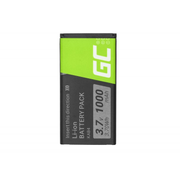 Green Cell BP88 mobile phone spare part Battery Black, Green