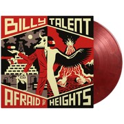 Afraid Of Heights (Coloured Vinyl) (2LP) Limited Edition