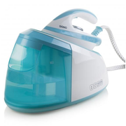 Domo DO7108S steam ironing station 3000 W 1.7 L Careeza soleplate Blue, White