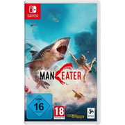 Maneater Day One Edition (Switch) / DVR