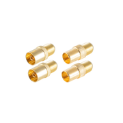 shiverpeaks BS15-301414 coaxial connector 4 pc(s)