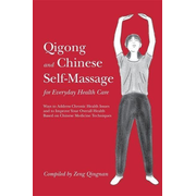 UBC Press Qigong and Chinese Self-Massage for Everyday Health book Paperback 192 pages