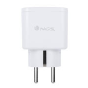 NGS SMT-PWR-0010 smart plug 3680 W Home White
