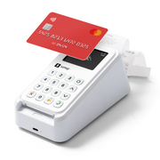 SumUp 3G+ Payment Kit Smart-Card-Lesegerät Indoor/Outdoor Wi-Fi + 3G Weiß