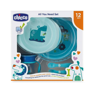 Chicco 00016201200000 toddler tableware Toddler plate
