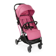 Chicco TROLLEYme Traditional pram 1 seat(s) Red