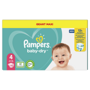 Pampers Baby-Dry 81728668 disposable diaper Boy/Girl 4 92 pc(s)