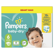 Pampers Baby-Dry 81728671 disposable diaper Boy/Girl 6 68 pc(s)