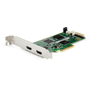StarTech.com PCIe HDMI Capture Card - 4K 60Hz PCI Express HDMI 2.0 Capture Card w/HDR10 - PCIe x4 Video Capture Device for Desktop - Video Recorder/Adapter/Live Streaming - Supports H.264