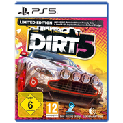 GAME DIRT 5 - Limited Edition German, English, Spanish, French, Italian PlayStation 5