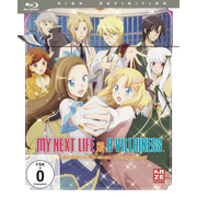 My Next Life as a Villainess - All Routes Lead to Doom! - Blu-ray 1 mit Sammelschuber (Limited Edition)