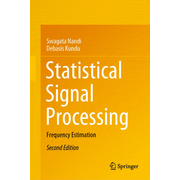Statistical Signal Processing - Frequency Estimation