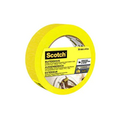 3M 2097DABE36 masking tape 41 m Painters masking tape Suitable for outdoor use Yellow