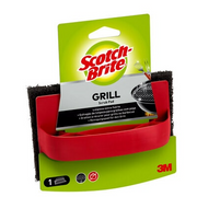 3M GCH1 cleaning pad Black, Red 1 pc(s)