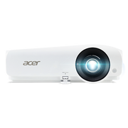 Acer Essential P1560BTi data projector Ceiling-mounted projector 4000 ANSI lumens DLP 1080p (1920x1080) 3D White