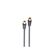 shiverpeaks BS80204-128-GS coaxial cable 3 m IEC Black