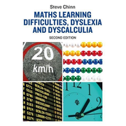 Chinn, S: Maths Learning Difficulties, Dyslexia and Dyscalcu