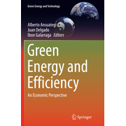 Green Energy and Efficiency - An Economic Perspective
