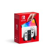 """Nintendo Switch OLED portable game console 17.8 cm (7"""") 64 GB Touchscreen Wi-Fi White"""