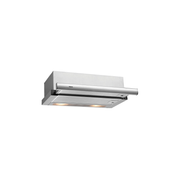 Teka TL 6310 Semi built-in (pull out) Stainless steel 339 m³/h D