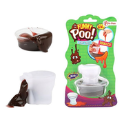 Slime Toilette Funny Poo Squeeze Alter 6+
