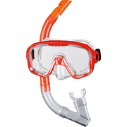 BECO-Beermann 99006-5 diving mask Polycarbonate Red Adults