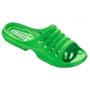 BECO-Beermann 90652-88-38 shoes Female Green Sandals