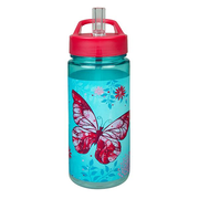 Butterfly Trinkflasche 500ml 19x9x7cm Material: Polysterol