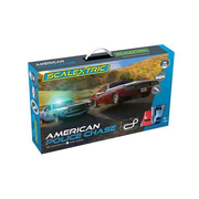 American Police Chase (Javelin Police& Challenger)