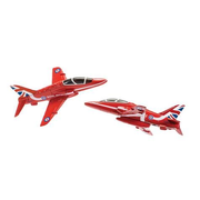 Hornby Gruppe Red Arrows Synchro Pair Twin Pack CS90687