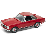 PCL/BUB/NEO/WELLY/WB Mercedes 230 SL, rot, 1963 WEL24093 Red