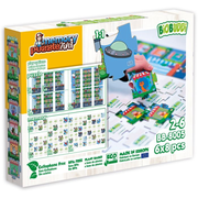Puzzle & Memory 2 in 1 Stadt