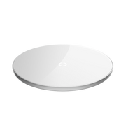 Baseus Simple Wireless Charger White Indoor