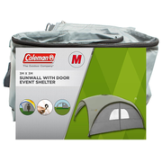 Coleman 2000028635 camping canopy/shelter Silver