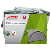 Coleman 2000028642 camping canopy/shelter Silver