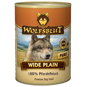 Wolfsblut Wide Plain Pure Horse Adult 395 g