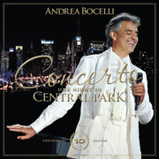 One Night In Central Park-10 TH Anniversary