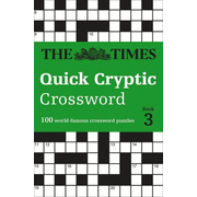 The Times Mind Games: The Times Quick Cryptic Crossword Book