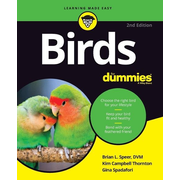 Birds For Dummies 2nd Edition
