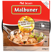 Malbuner 32166 canned meat