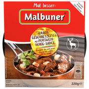 Malbuner 32165 canned meat