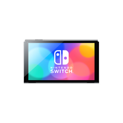 """Nintendo Switch OLED portable game console 17.8 cm (7"""") 64 GB Touchscreen Wi-Fi Blue, Red"""