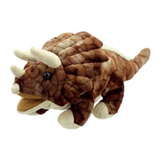 Baby Dinos Triceratops Brown